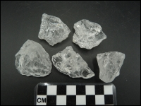 Quartz Crystal transparent small