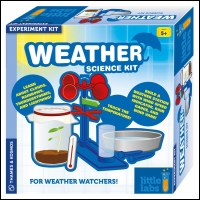 Weather science kit 5+
