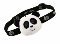 Geokids headlamp panda